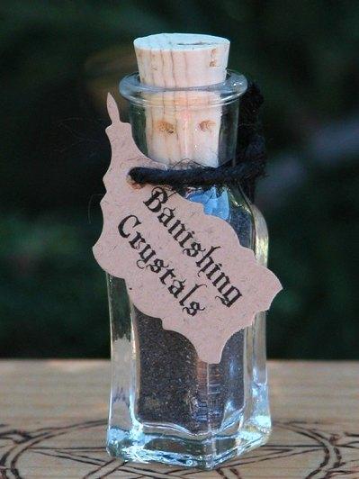 banishing crystal